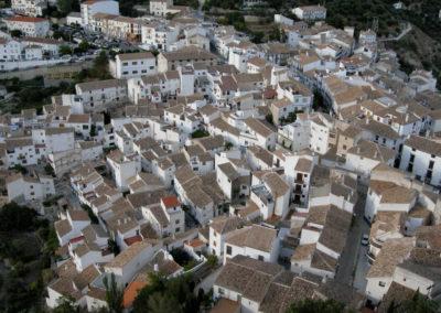 Cortijo del Rey - Entorno Castril