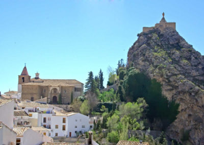 Cortijo del Rey - Entorno - Pueblo de Castril