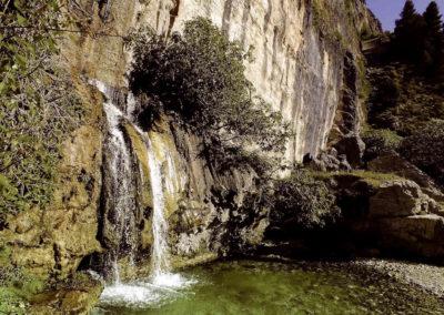 Salto de Agua del cerrado de la magdalena